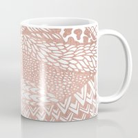 Modern Stylish Geometric… Mug