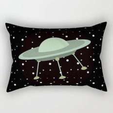 UFO Rectangular Pillow