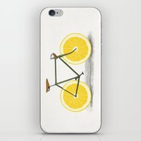 Zest iPhone & iPod Skin