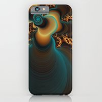 iPhone & iPod Case featuring eruption of dreams by Christy Leigh