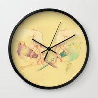 Distance. Wall Clock