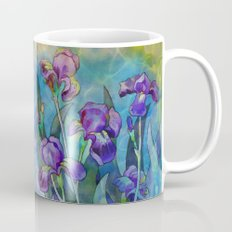 Fantasy Irises Mug