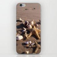 Romantic Beach iPhone & iPod Skin