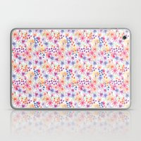 Watercolour Floral Laptop & iPad Skin