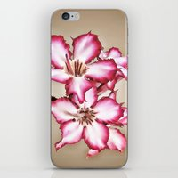 Exotic Flower iPhone & iPod Skin