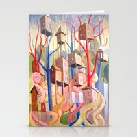 High-Rise Wilderness Stationery Cards