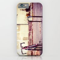 iPhone & iPod Case featuring Abandoned bike by Innershadow Photography