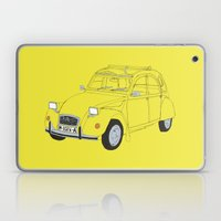 Citroën 2CV Laptop & iPad Skin