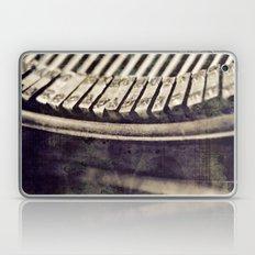 creation of a word Laptop & iPad Skin