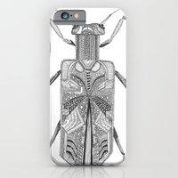 iPhone & iPod Case featuring Adelocera Murina by Marrit van Nattem