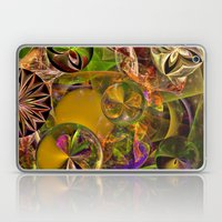 Of Diatoms And Parallel … Laptop & iPad Skin