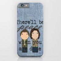 Supernatural Peace iPhone 6 Slim Case
