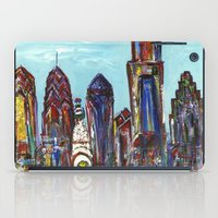 Philadelphia Skyline iPad Case