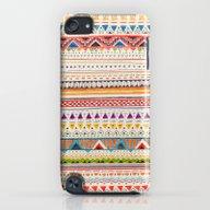 Pattern iPod touch Slim Case