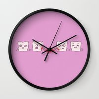 Red Rover, Game Over Wall Clock