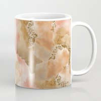 Gold In The Clouds Mug