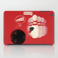 Strike! iPad Case