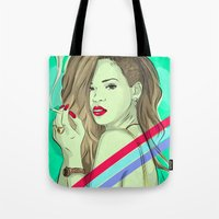 We Found Love Tote Bag
