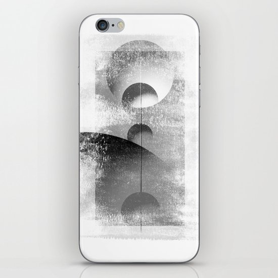 Align me not iPhone & iPod Skin