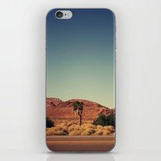 Joshua Tree. iPhone & iPod Skin
