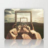 Empty Frame Laptop & iPad Skin