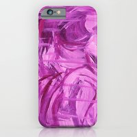 iPhone & iPod Case featuring Weeping Roses by Cynde Jackson Clarke