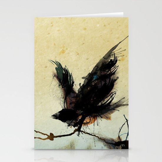 Sweet Bird Stationery Card