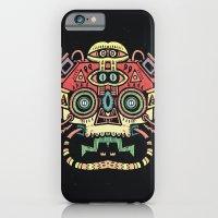 iPhone & iPod Case featuring Lanceur de rêves - Alien tribe by Exit Man