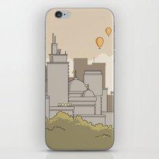 Moore's Big City iPhone & iPod Skin