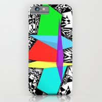 iPhone & iPod Case featuring Color Sculpture by akamundo