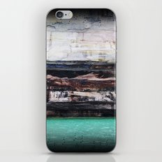 Beauty of the rocks iPhone & iPod Skin