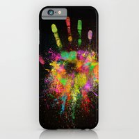 Artist Hand (1) iPhone 6 Slim Case