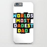 Dad iPhone 6 Slim Case