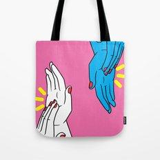 CLAP Tote Bag
