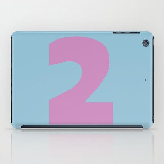Number 2 iPad Case