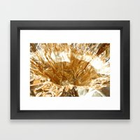 foil2 Framed Art Print