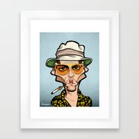 Raoul Framed Art Print