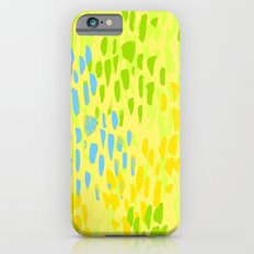 Picnic Pals paint in citrus Slim Case iPhone 6s