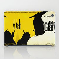 Paths Of Glory iPad Case
