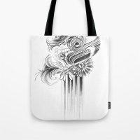 caterpillar Tote Bag