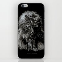 Who's For Dinner? Big Bl… iPhone & iPod Skin