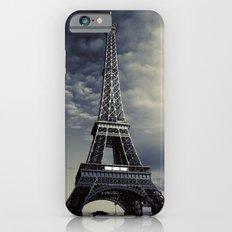 Dark Eiffel Slim Case iPhone 6s