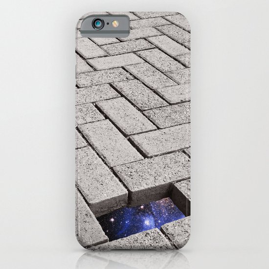 Holes in the Fabric iPhone & iPod Case