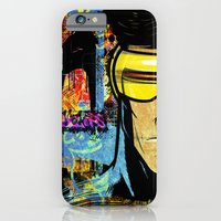 iPhone & iPod Case featuring Cyclops by Zoé Rikardo