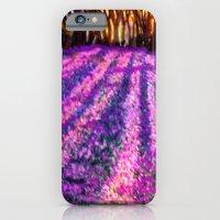 Purple Garden iPhone 6 Slim Case