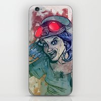 Cochina Girl iPhone & iPod Skin