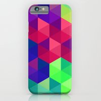 Hexagons 2 iPhone 6 Slim Case
