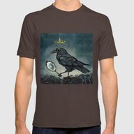 T-shirt featuring Raven King by Beesants