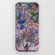 Mother Ganja (take me higher) iPhone 6 Slim Case