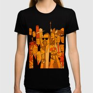 T-shirt featuring The Big Lebowski by Ale Giorgini